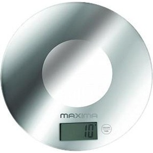 Кухонные весы MAXIMA MS-067 (белый)