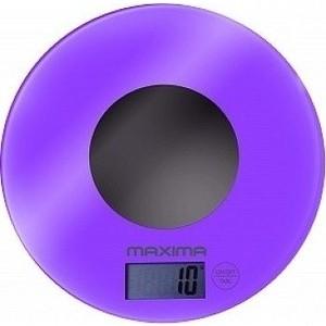 Кухонные весы MAXIMA MS-067 (фиолетовый) seintex 82629 для kia sorento
