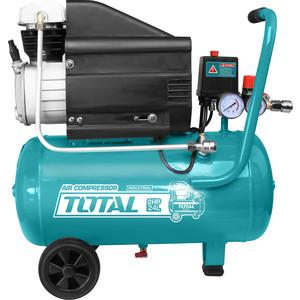Компрессор масляный TOTAL TC120246 компрессор масляный total tc1300506