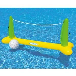 Набор Intex для игры в волейбол 239x64x91 см (сетка и мяч) 56508 кольца подводные для игры intex рыбки
