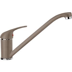 Смеситель для кухни Blanco Daras silgranit серый беж (524186/517730) кухонный смеситель blanco actis нерж сталь