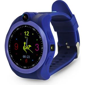 Детские умные часы Ginzzu GZ-507 violet детские часы с gps поиском ginzzu gz 521 brown 1 44 touch nano sim 16834