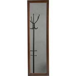 Зеркало Мебелик Селена средне-коричневый настенное стул селена мебелик стул селена