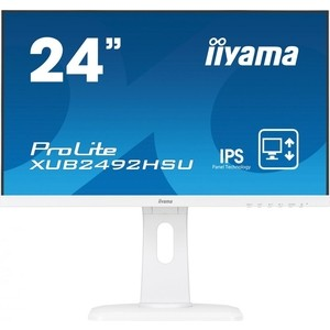 Монитор Iiyama XUB2492HSU-W1 подушка classic by t classic by t mp002xu0dudn