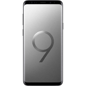 Смартфон Samsung Galaxy S9 SM-G960F 64Gb титан samsung смартфон samsung galaxy s9 64gb ультрафиолет