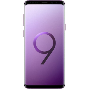 Смартфон Samsung Galaxy S9 SM-G960F 64Gb фиолетовый enkay high definition protective film for samsung galaxy s9