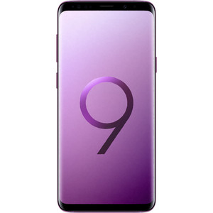 Смартфон Samsung Galaxy S9+ SM-G965F 64Gb фиолетовый samsung смартфон samsung galaxy s9 64gb ультрафиолет