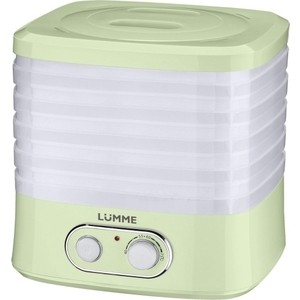 Сушилка для овощей Lumme LU-1853 зеленый.неф мультиварка lumme lu 1445 white steel