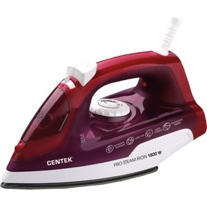 Утюг Centek CT-2347 PURPLE утюг centek ct 2346 red