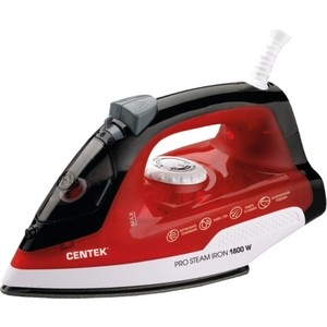 Утюг Centek CT-2347 RED утюг centek ct 2318 blue