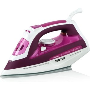 Утюг Centek CT-2332 Purple утюг centek ct 2346 red