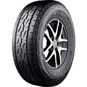 Летние шины Bridgestone 215/75 R15 100T Dueler A/T 001 the long road