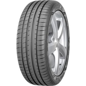 Летние шины GoodYear 255/40 R20 101Y Eagle F1 Asymmetric 3 color block striped button embellished asymmetric top