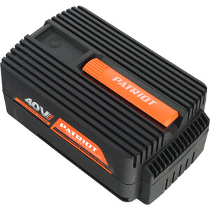 Аккумулятор PATRIOT BL404 40В (830201100) аккумулятор съемный patriot bl 402 40в 2 5ач