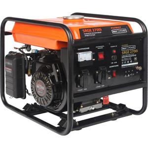 Генератор бензиновый инверторный PATRIOT MaxPower SRGE 2700i генератор бензиновый инверторный patriot maxpower srge 4000i 474101620