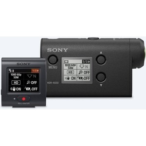 Экшн-камера Sony HDR-AS50R с пультом ДУ LiveView фен selective professional er hdr 012w фен er hdr 012w оранжевый