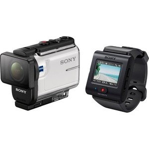 Экшн-камера Sony HDR-AS300R с пультом ДУ LiveView sony hdr cx900e