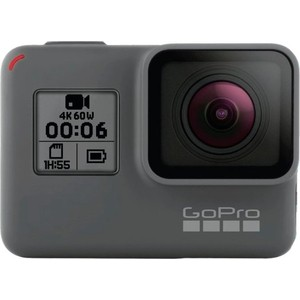Экшн-камера GoPro HERO6 Black Edition экшн камера gopro hero 5 black chdhx 501 chdhx 502