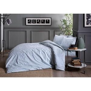 Комплект постельного белья TAC 2-х сп, сатин, Fabian V53-mint, мятный (4044-54138) комплект постельного белья tac 1 5 сп ранфорс diane v06 mint мятный 3040 68074