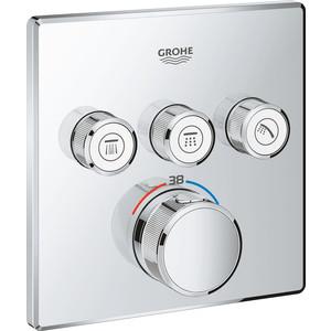 Термостат для ванны Grohe Grohtherm SmartControl накладная панель для 35600 (29126000)