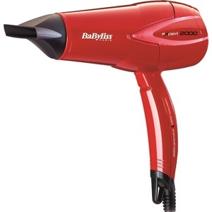 Фен BaByliss D302RE фен babyliss bab6510ire caruso ionic 2400w bab6510ire