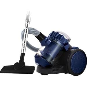 Пылесос Lumme LU-3206 черный/синий
