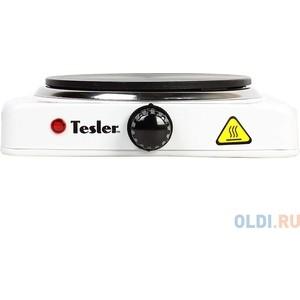 Настольная плита Tesler PE-15 White