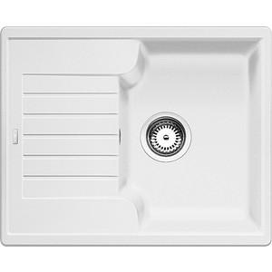 Мойка кухонная Blanco Zia 40s белый (516922) мойка zia 40 s coffee 516927 blanco