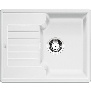Мойка кухонная Blanco Zia 40s белый (516922)  blanco zia 5s белый