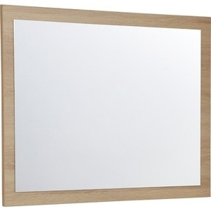 Зеркало с фацетом Олимп 06.26 Фриз дуб сонома 90х70х2