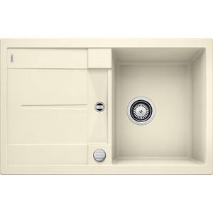Мойка кухонная Blanco Metra 45 s жасмин с клапаном-автоматом (513029)