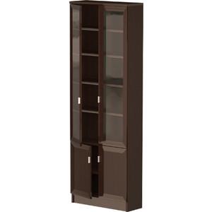 Шкаф комбинированный Олимп В-18 венге