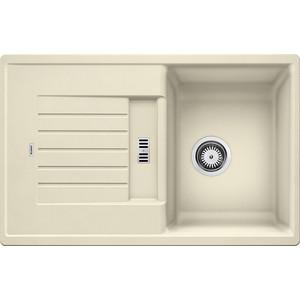 Мойка кухонная Blanco Zia 45s жасмин (514727) мойка кухонная blanco classic 45s антрацит 521308