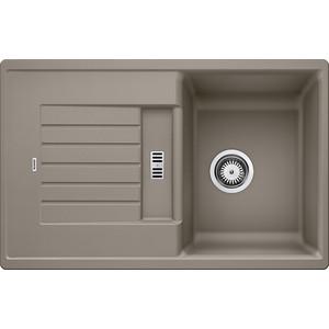 Мойка кухонная Blanco Zia 45s серый беж (517416)  цена и фото