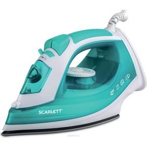 Утюг Scarlett SC-SI30P09 белый/бирюзовый утюг scarlett sc si30e01