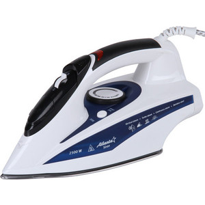 цена Утюг Atlanta ATH-5501 белый
