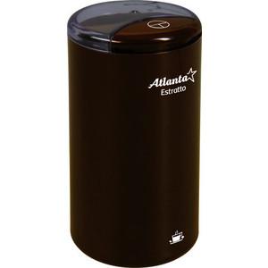 Кофемолка Atlanta ATH-3391 коричневая кофемолка atlanta ath 3391 коричневый