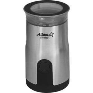 цена Кофемолка Atlanta ATH-3394 черная