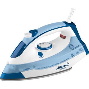 Утюг Atlanta ATH-5491 голубой atlanta ath 263 wb миксер