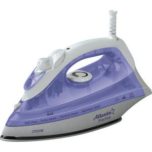 Утюг Atlanta ATH-5494 белый/фиолетовый
