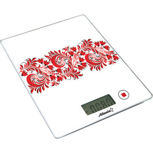 Кухонные весы Atlanta ATH-6181 белый