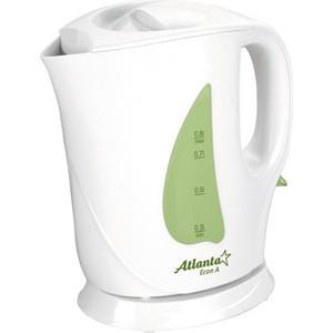 Чайник электрический Atlanta ATH-717 зеленый