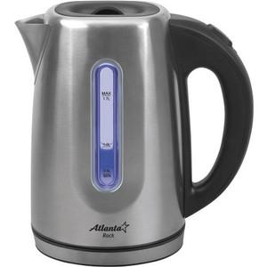 Чайник электрический Atlanta ATH-787 atlanta ath 2431 silver black чайник электрический