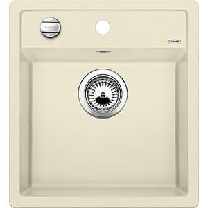 Мойка кухонная Blanco Dalago 45 жасмин с клапаном-автоматом (517161)  мойка dalago 45 jasmine 517161 blanco