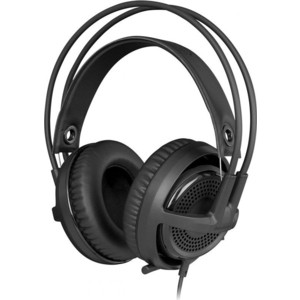 цена на Игровая гарнитура SteelSeries Siberia P300 Black