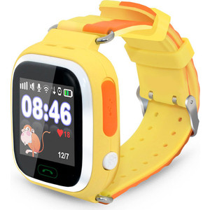 Детские умные часы Ginzzu GZ-505 yellow