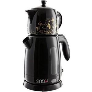 Чайный набор Sinbo STM-5700, черный чайник sinbo sk 7315 white
