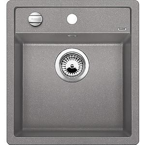 Мойка кухонная Blanco Dalago 45 алюметаллик с клапаном-автоматом (517157) смеситель для мойки blanco actis coffee