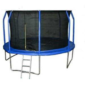 Батут House Fit Батут с лестницей/диаметр 366см/ 12FT цена