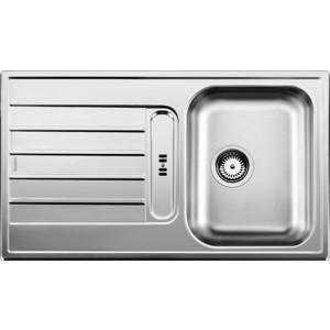 Мойка кухонная Blanco Livit 45 s нерж сталь полированная (514788) смеситель для мойки blanco actis coffee